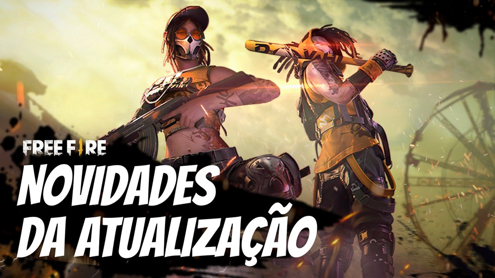 Free Fire Ganha Nova Atualizacao Dia Do Booyah Confira Mudancas Free Fire Ge