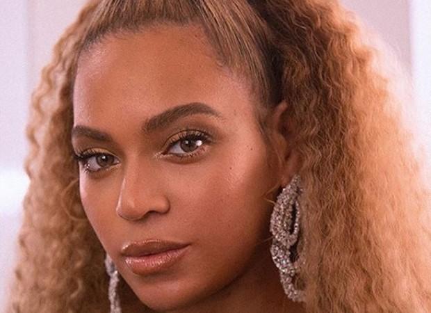Beyoncé mostra seus cabelos naturais (Foto: Reprodução/Instagram)