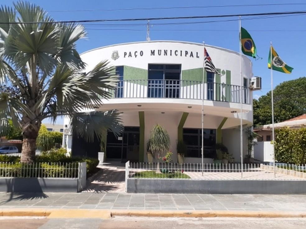 Borá, menor município do centro-oeste paulista, registra a primeira morte por Covid-19 — Foto: Prefeitura de Borá/ Divulgação