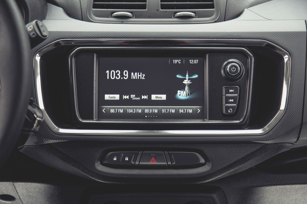 Chevrolet Spin Activ7 2019 (Foto: Fabio Aro)