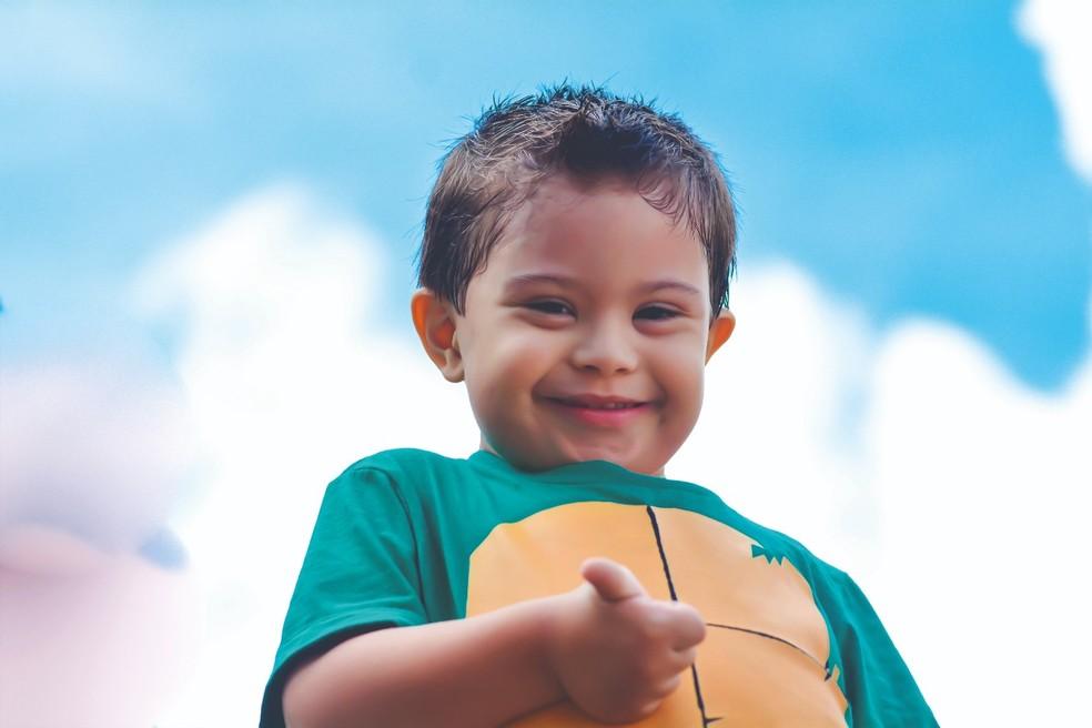 Dia Internacional da Síndrome de Down — Foto: Divulgação