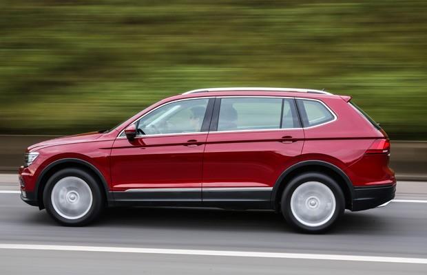 Volkswagen Tiguan Allspace Comfortline (Foto: Divulgação)