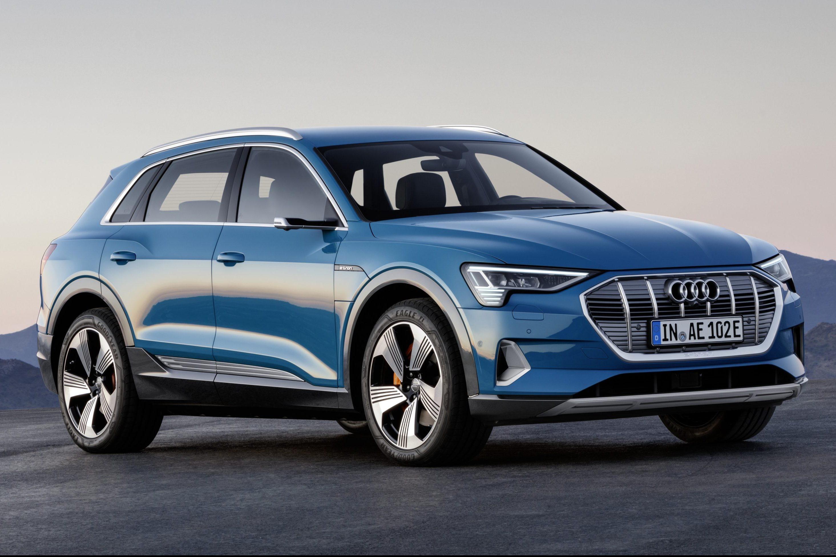 Audi E-Tron (Foto: divulgação)