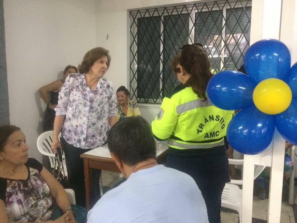 Estande da AMC vai fazer parte da programação do 'Bazar de Natal'. (Foto: Universidade Sem Fronteiras/Divulgação)