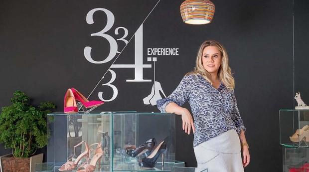 """Tânia Gomes, fundadora da 33e34: """"O CEO tem prazo de validade"""" (Foto: PEGN)"""