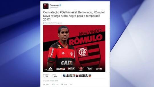 Mesmo com Romulo, comentarista  vê Márcio Araújo como titular do Fla