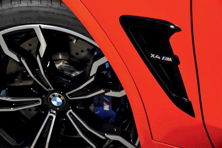 BMW X4 M (Foto: Divulgação/BMW)