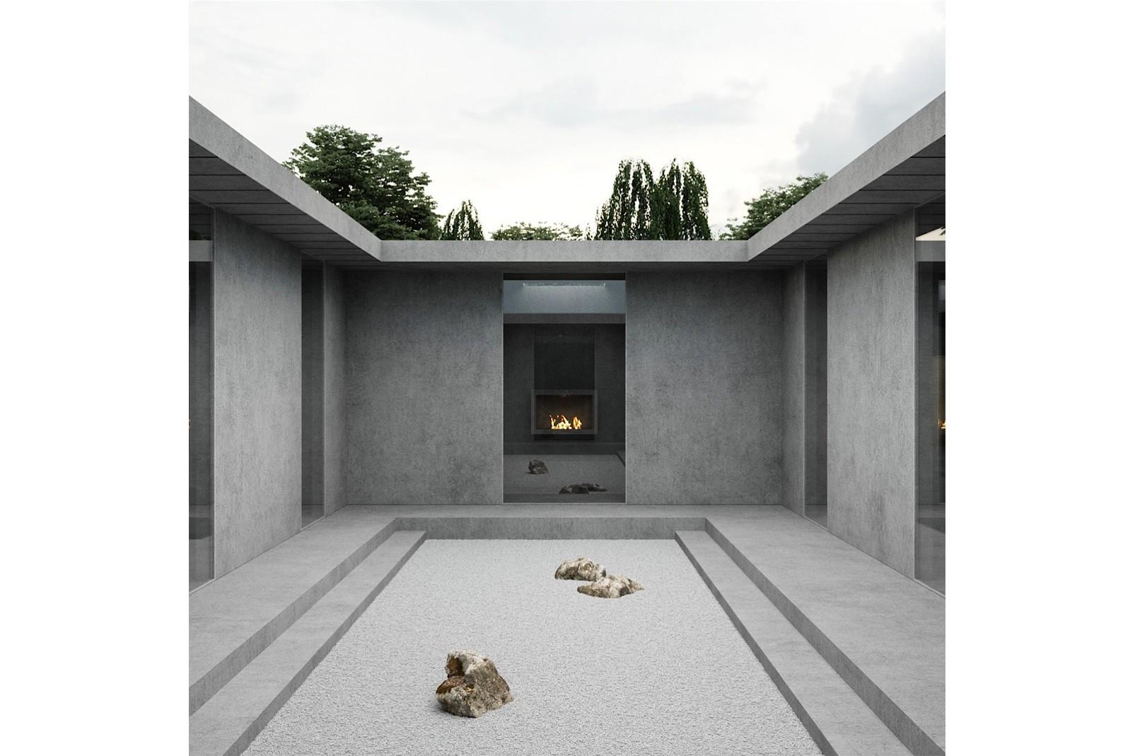 A Yeezy Home, projeto social de Kanye West para habitações populares (Foto: Reprodução/Instagram)