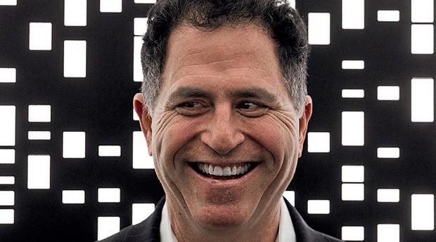 Michael  Dell  Fundador da Dell, referência global no mercado de computação pessoal (Foto: Damon Winter / The New York Times)