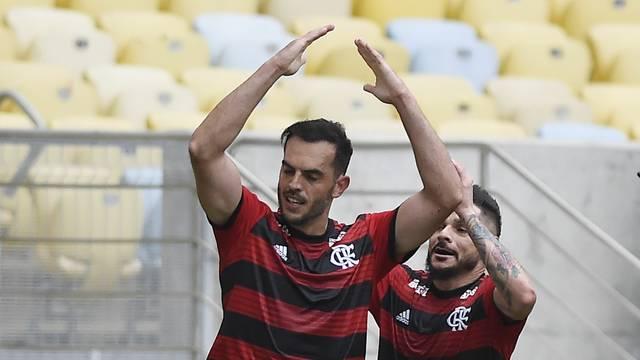 Rhodolfo, Flamengo, Flamengo x Bangu