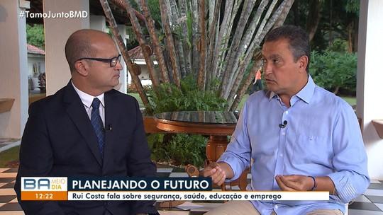 Entrevista: governador reeleito, Rui Costa fala sobre os projetos para o 2° mandato