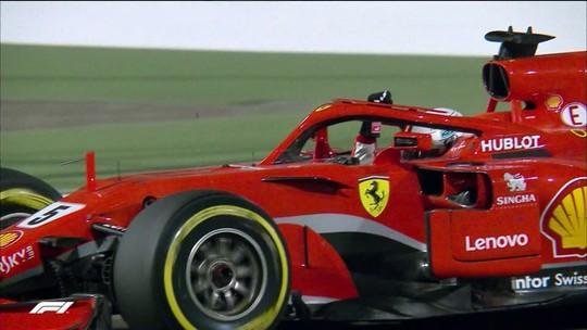Na Fórmula 1, Grande Prêmio de Barein tem final emocionante