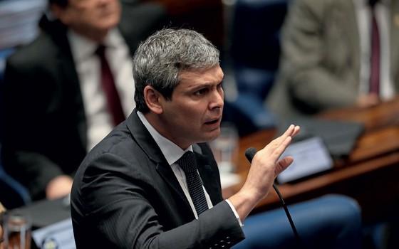 O senador Lindbergh Farias (PT-RJ) (Foto:  DIDA SAMPAIO/ESTADÃO CONTEÚDO)