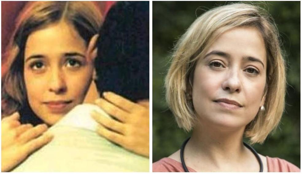 Paloma Duarte interpretou Zilu Camargo — Foto: Reprodução/Rede Globo