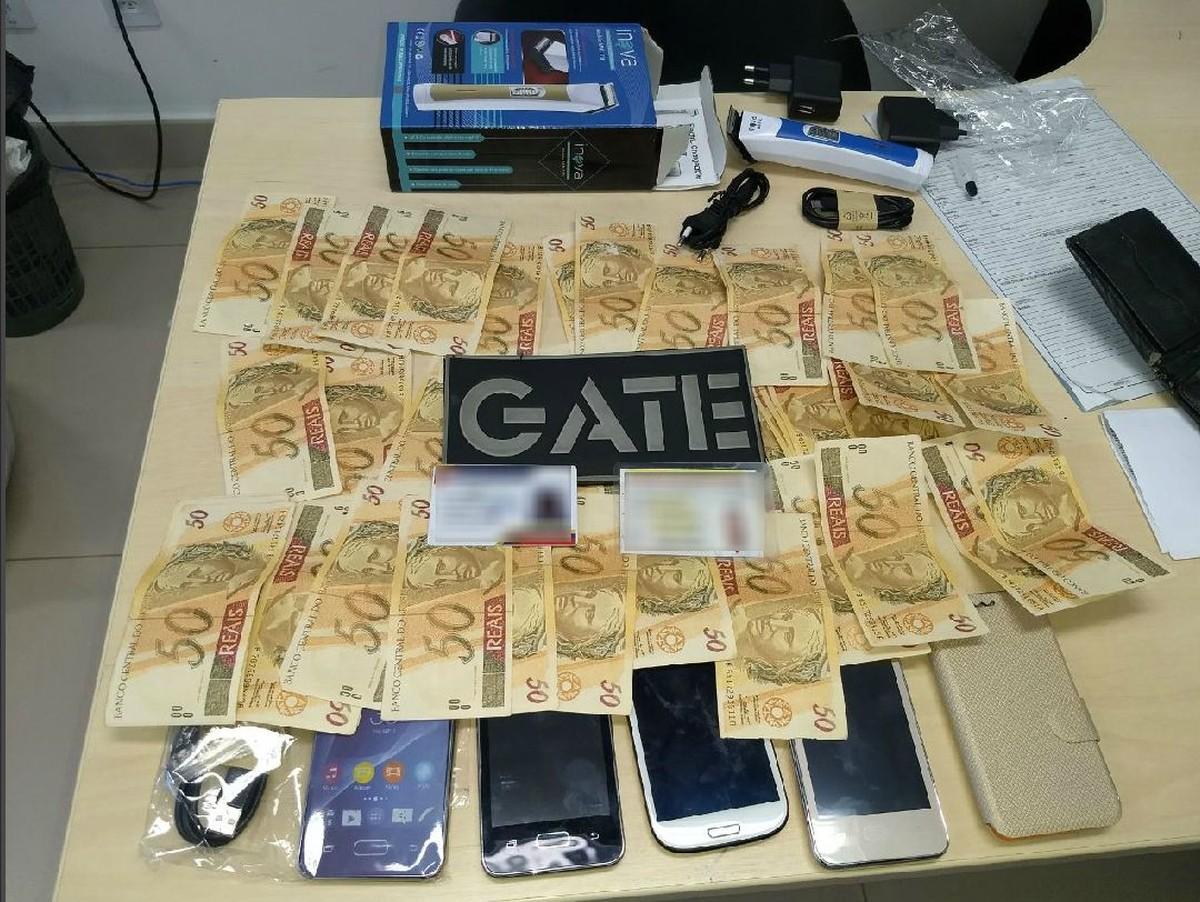 Dupla é presa após comprar com dinheiro falso no Centro de Boa Vista