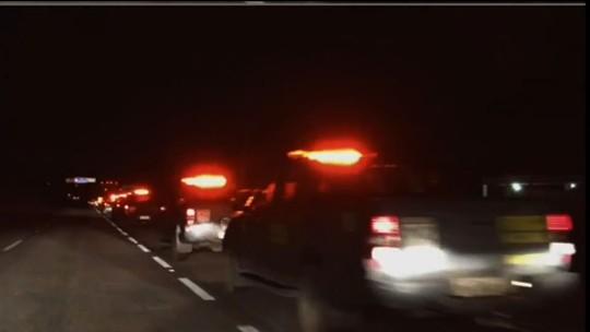 Força de Segurança chega ao Ceará para atuar no controle de rebeliões