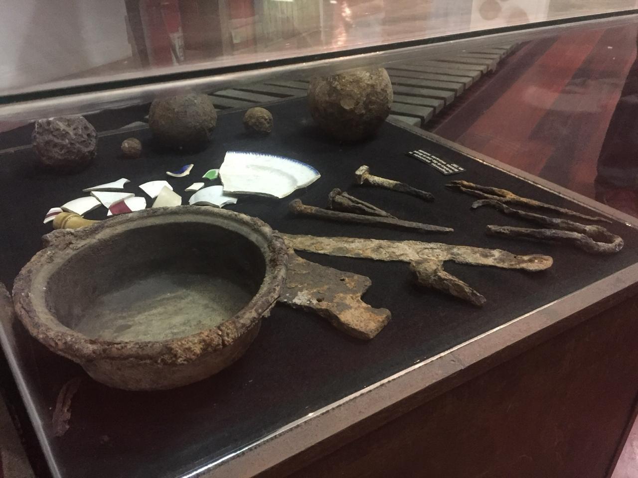 Arqueólogos aprimoram análise de vestígios do Brasil Colônia em busca de detalhes sobre o AP - Notícias - Plantão Diário
