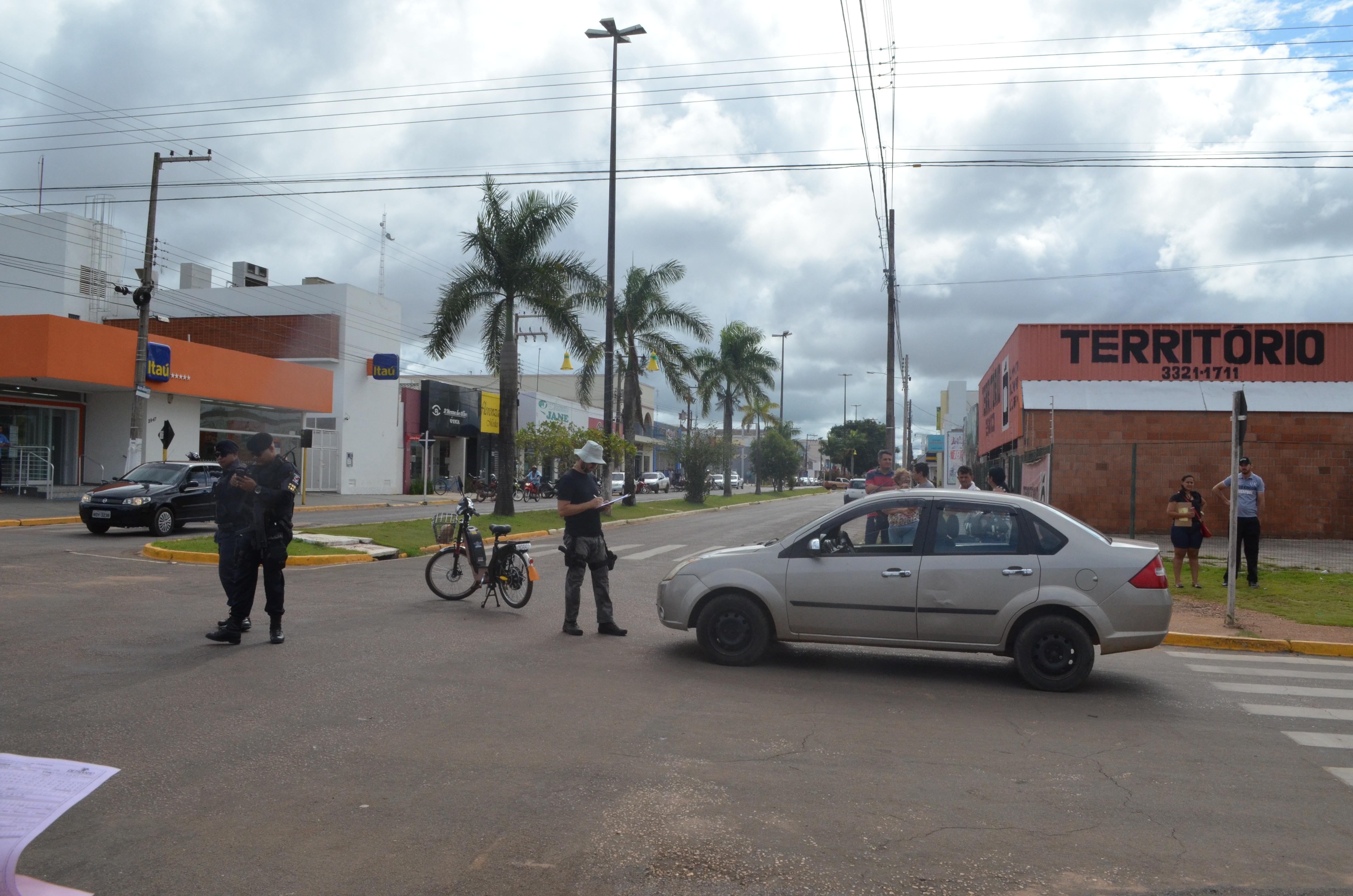 Número de mortes em acidentes de trânsito aumentam 12% no município de Vilhena, RO
