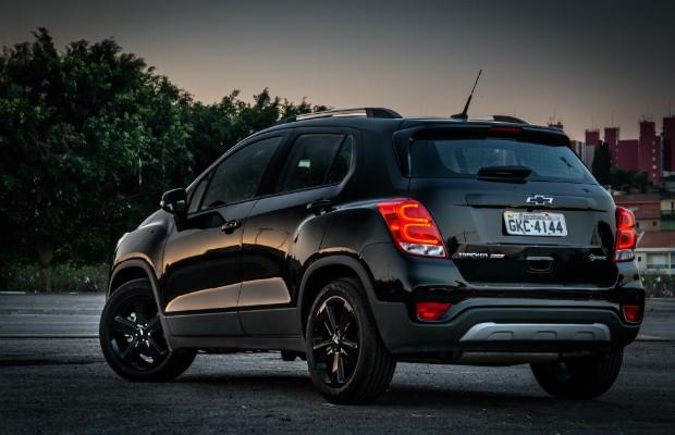 Chevrolet Tracker Midnight (Foto: Divulgação)