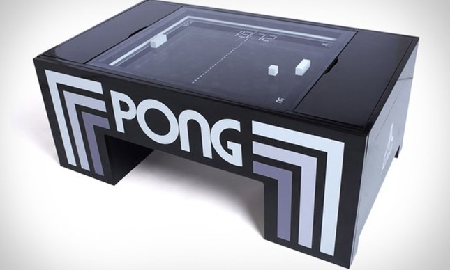 Table Pong Project