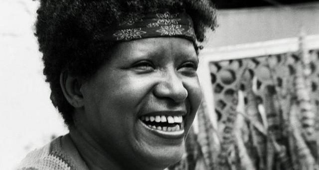 Lélia Gonzales: a antropóloga atuou no movimento feminista, exigindo que as ativistas atendessem as demandas das mulheres negras (Foto: Divulgação)