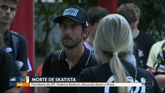 Morte de skatista: presidente da Federação de Downhill é proibido de deixar o Brasil