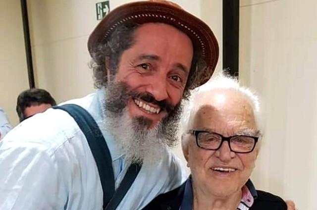 Richard Riguetti e Rogério Fróes  (Foto: Divulgação)