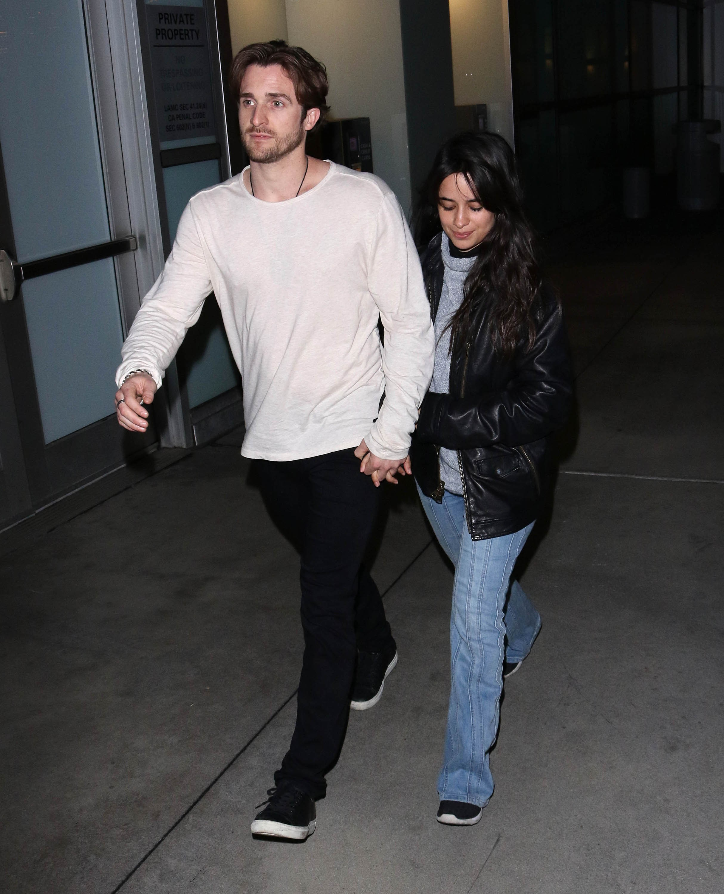 Matthew Hussey e Camila Cabello (Foto: Getty Images)