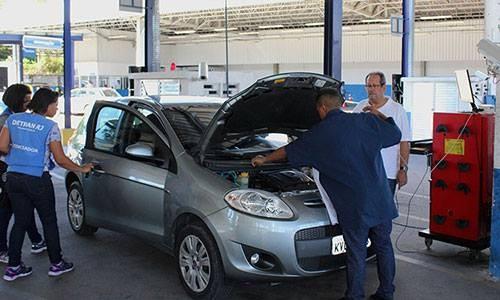 Detran vai fazer atendimento noturno em Campos, RJ, para regularizar serviços