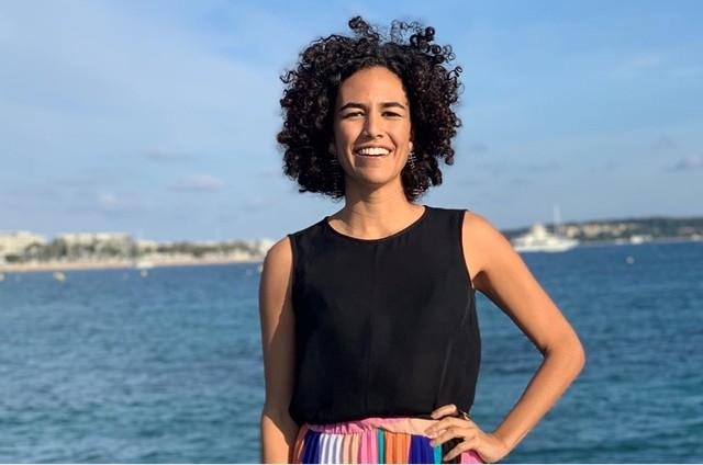 Bárbara Colen, uma das protagonistas de 'Bacurau', filme de Kleber Mendonça Filho premiado em Cannes, fará 'Onde está meu coração' (Foto: Divulgação/  Anna Luiza Muller)