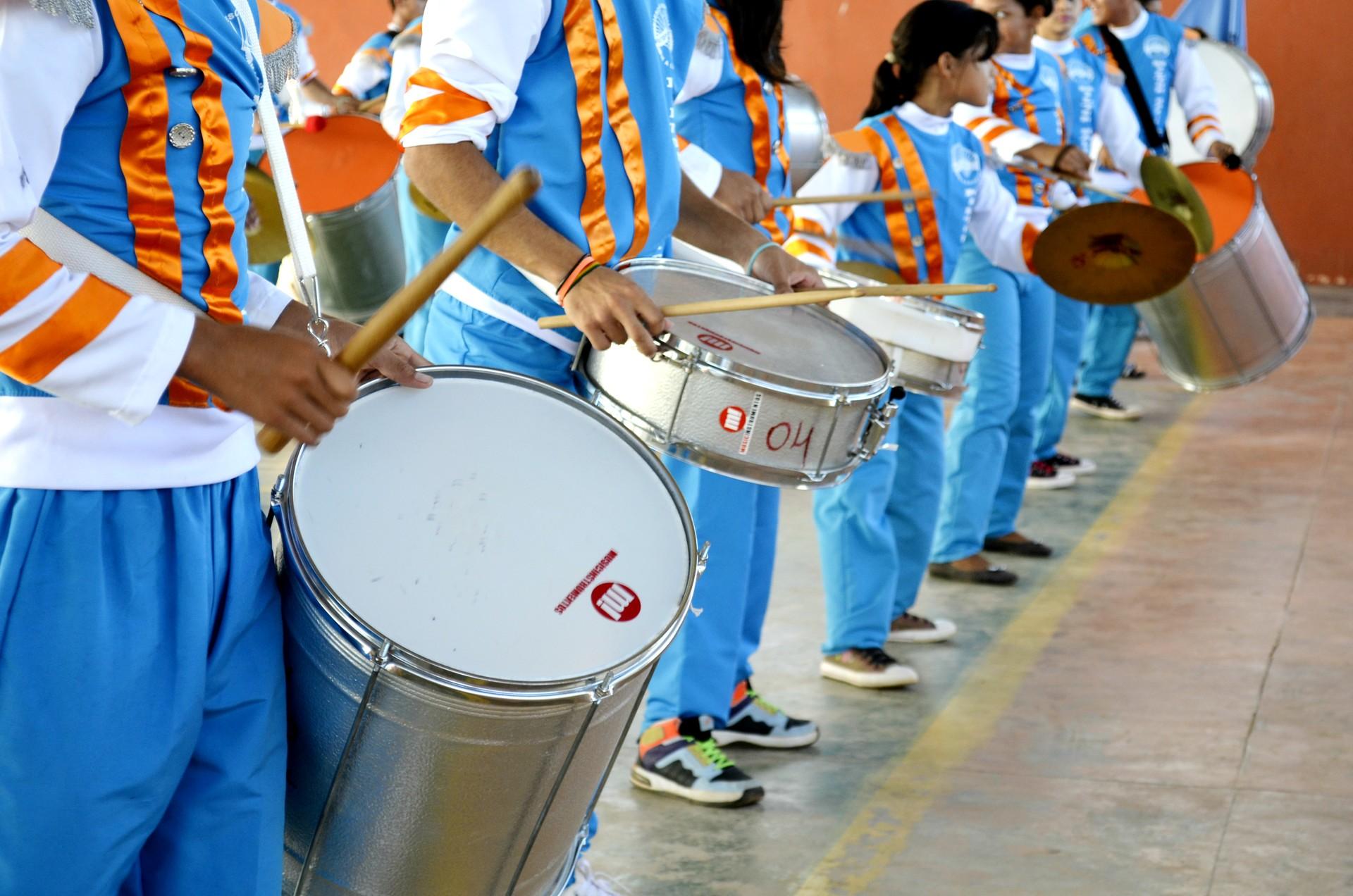 Orla de Macapá recebe festival de bandas marciais e fanfarras de escolas públicas do AP - Noticias