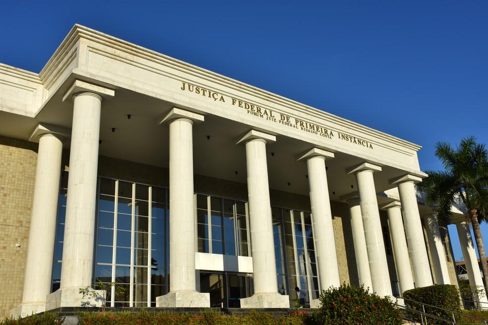 Justiça Federal na Paraíba funcionará em regime de plantão da sexta-feira (21) até a segunda-feira (24) — Foto: Ascom/JFPB