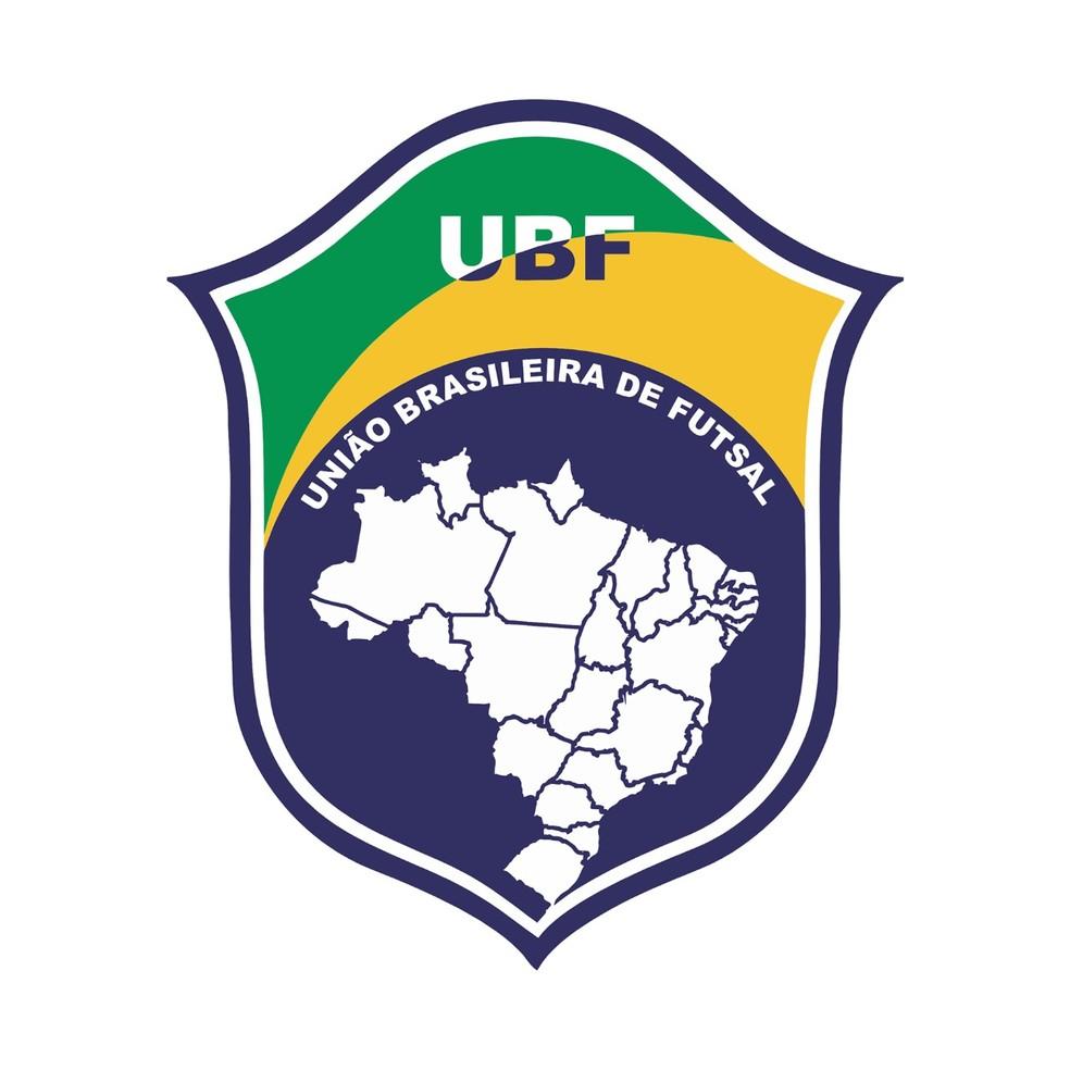 Logo União Brasileira de Futsal — Foto: Divulgação