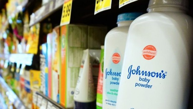 Talco Johnson & Johnson (Foto: Getty Images via BBC)