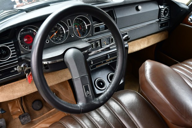 Citroën DS 1974 (Foto: Divulgação)
