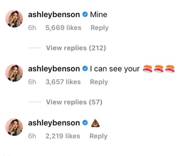 Ashley Benson (Foto: Instagram)
