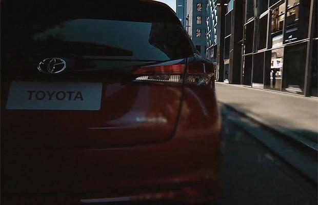 Toyota Yaris hotsite (Foto: Reprodução)