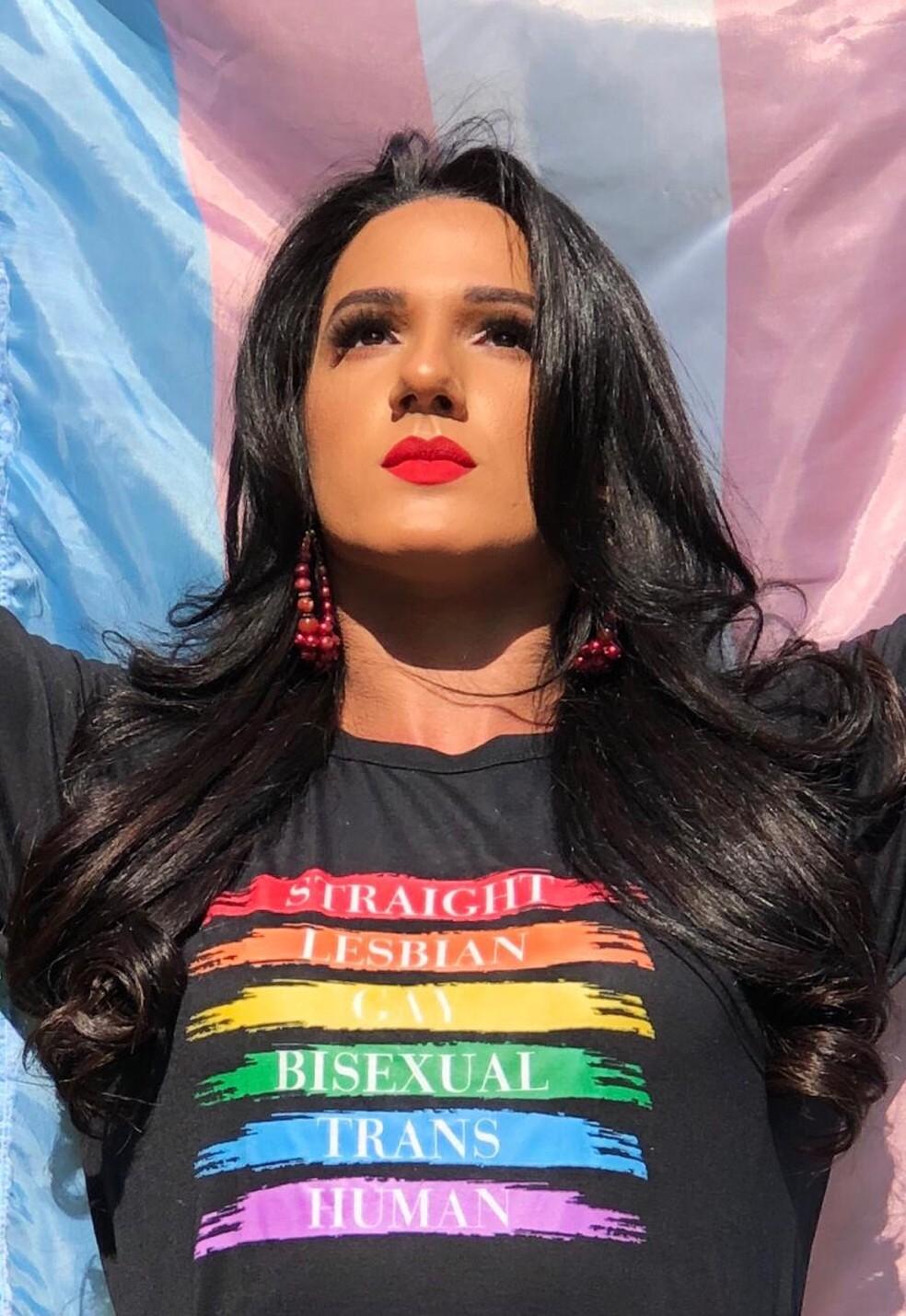 Vereadores LGBTs eleitos: Carnaúba dos Dantas elege a primeira vereadora trans do RN | Eleições 2020 no Rio Grande do Norte (Foto: Reprodução)