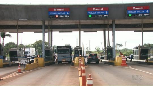 Contratos de pedágio do Paraná não vão ser renovados segundo Ministério dos Transportes