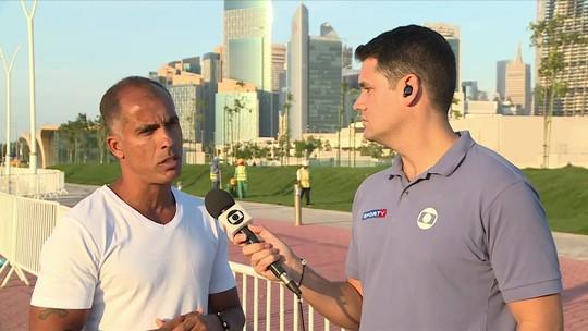 Ídolo no Catar, Felipe crê em título do Flamengo, mas diz que tensão pode atrapalhar no Mundial