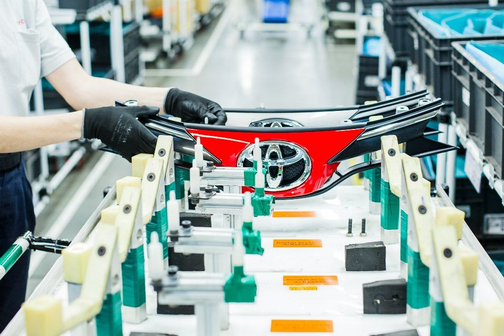 Toyota anuncia transferência da sede administrativa para Sorocaba