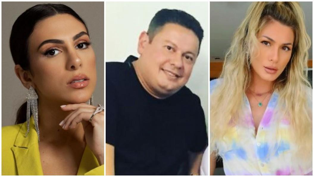 Lívia Andrade comenta polêmica ao ir em teste de DNA com namorado Marcos Araújo: 'Exatamente onde deveria estar'