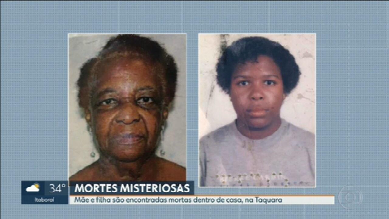 Corpos de mãe e filha são encontrados em casa na Taquara