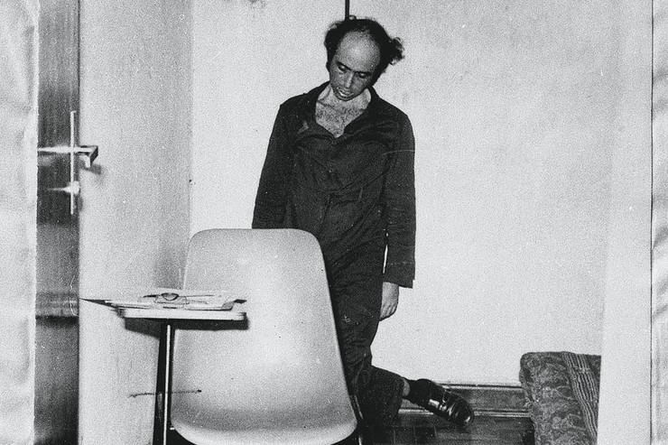 O jornalista Vladimir Herzog foi preso e torturado até a morte durante a ditadura militar (Foto: Reprodução)