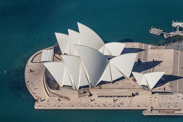 Sydney Opera House se torna neutra em carbono (Foto: Divulgação )