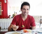 Marcio Atalla, do 'Medida certa', mostrou como é seu café da manhã/ Foto: Ana Branco