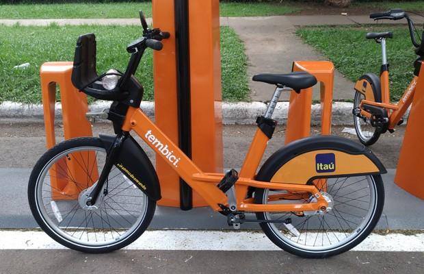 Bike Sampa (Foto: Alexandre Izo)