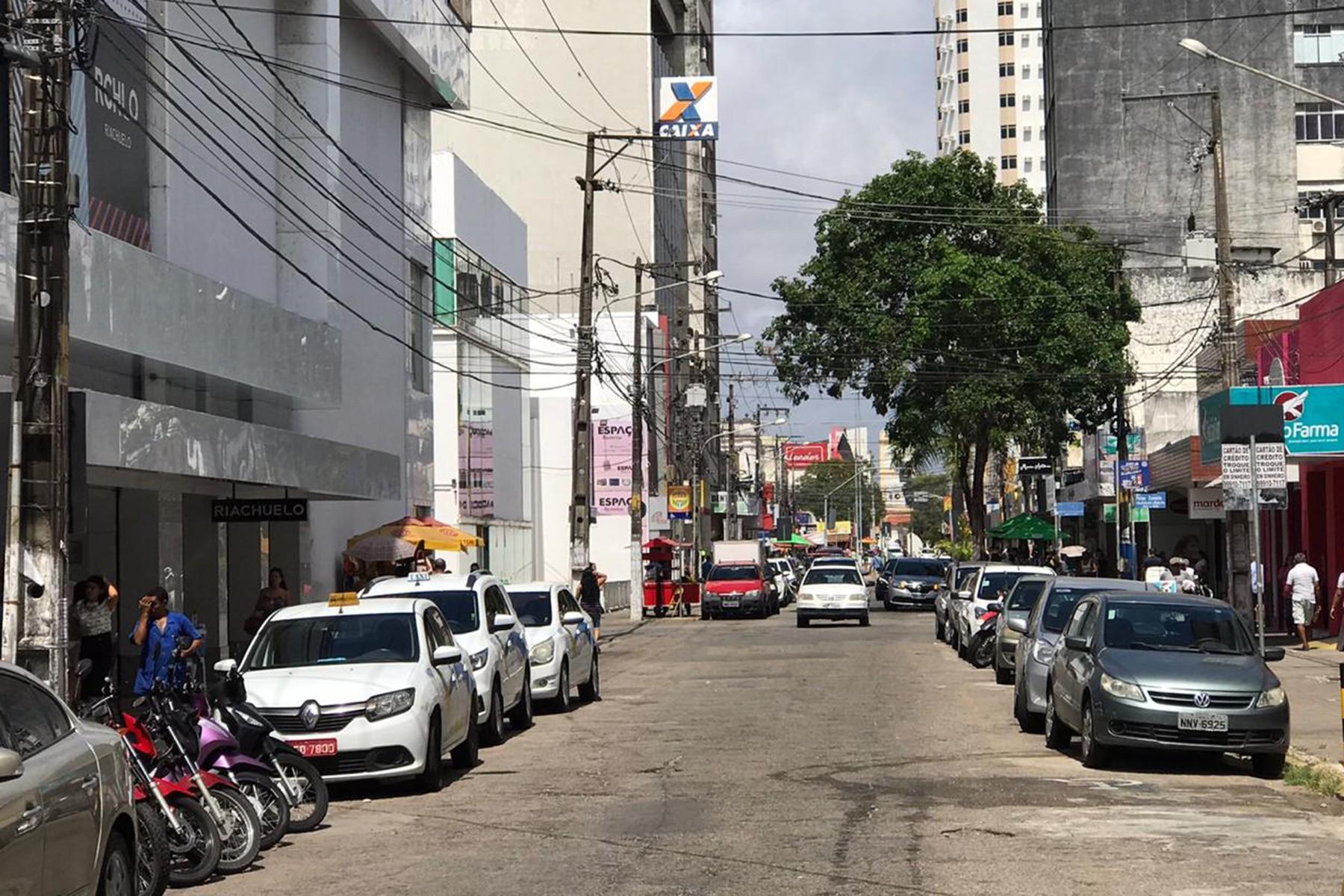 Trecho da Rua João Pessoa é interditado até 7 de janeiro para o 'Natal em Natal' - Notícias - Plantão Diário