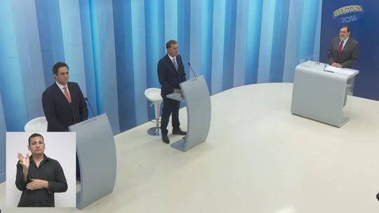Candidatos à prefeitura de Porto Velho debatem propostas na Rede AM