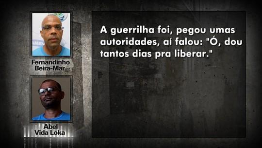 Ataque arquitetado pelo crime organizado, de dentro das cadeias, é descoberto a tempo